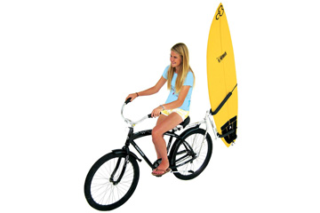 Bike Balance Bike Surf Rack