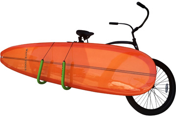 COR Surf Bicycle Rack for Longboard or Surf SUP