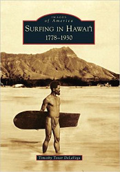 Surfing in Hawai'i: 1778-1930