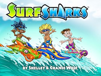 Surf Sharks: The First Ride