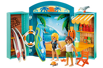 Playmobil Surf Shop