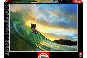 Educa Surfing Puzzle