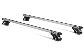 54'' Universal Locking Roof Rack Crossbars by Vault