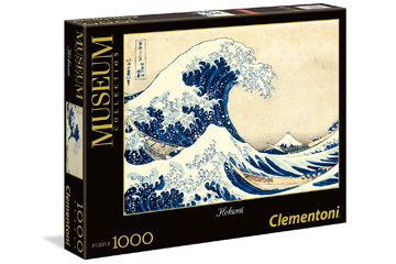 Hokusai's The Great Wave Jigsaw Puzzle