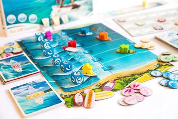 Tavarua: The Surfing Board Game
