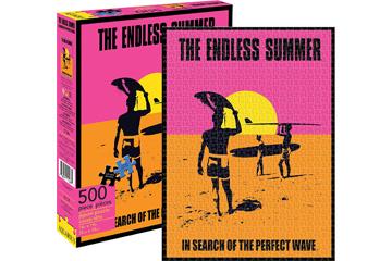 The Endless Summer 500-Piece Puzzle