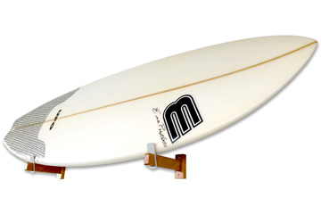 Naked Surf Surfboard Wall Rack
