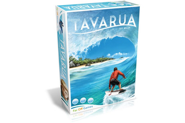 Tavarua: The Surfing Board Game