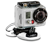 GoPro HD Hero2 Surf Edition 16 GB Kit