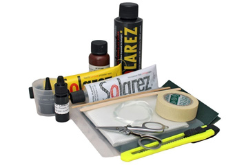 Solarez Pro Travel Kit