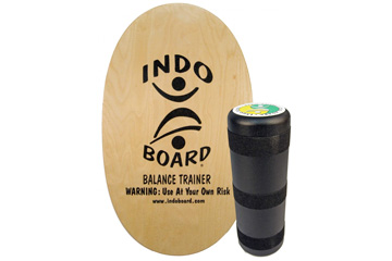 Indo Board Balance Board Original with Roller