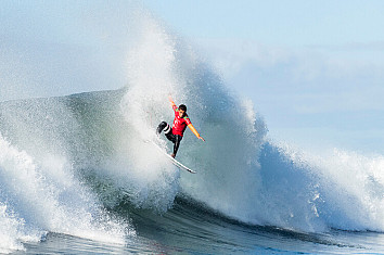 Rip Curl Pro Bells Beach: the longest-running competition in the professional surfing | Photo: WSL