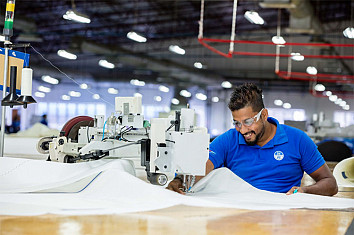 North Sails: the company's manufacturing facility in Sri Lanka produces 3Di sails | Photo:  North Sails