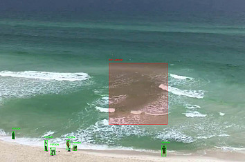 Rip currents: artificial intelligence technology could save lives