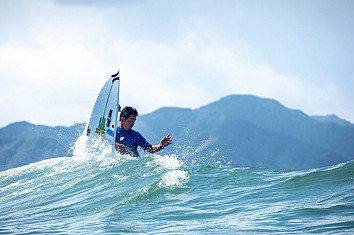 Japan: surfing will make its Olympic Debut at Tsurigasaki Beach | Photo: Jimenez/ISA