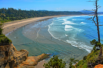 Oregon: a wave-rich State with cold water and hidden treasures | Photo: Edblom/Creative Commons