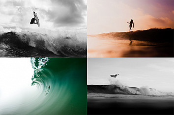 Surf Shack: a photo series by Quinn Matthews
