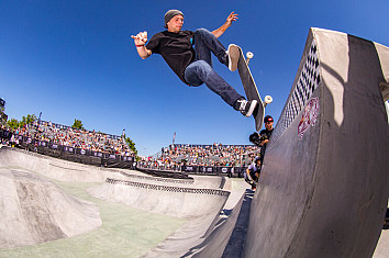Ben Hatchell: one of skateboarding's biggest ambassadors | Photo: Red Bull