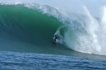 Peter Mel: the best wave in 29 years of surfing Mavericks