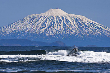 Kuril Islands: a surfing paradise in Russia | Photo: RSF