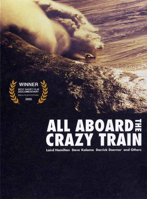 All Aboard The Crazy Train