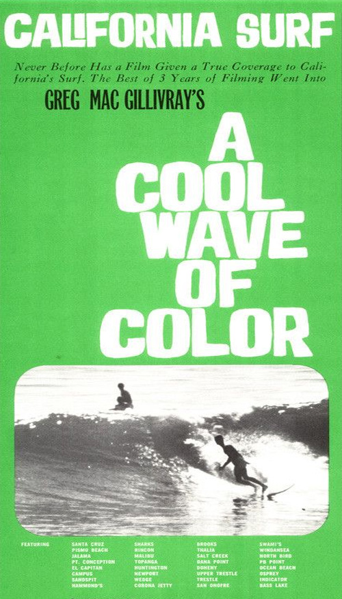 A Cool Wave of Color