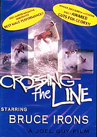 Bruce Irons: Crossing The Line