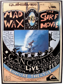 Mad Wax: The Surf Movie