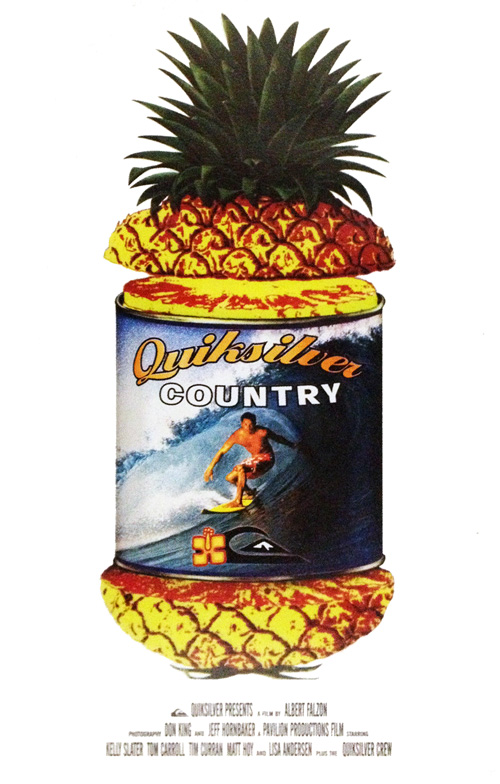 Quiksilver Country