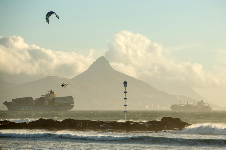 Two in a row for Aaron Hadlow at the Red Bull King of the Air