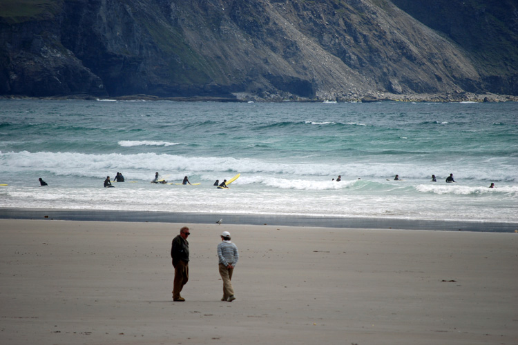 Achill Island: a stunning surf spot | Photo: Stacy/Creative Commons