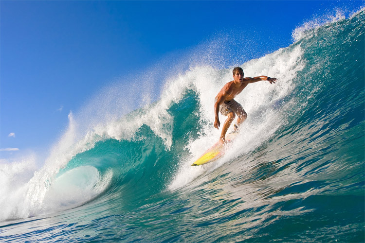 Surfing: is there a rehab center for addicted surfers?