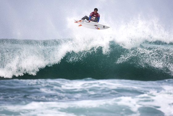 Adriano de Souza: collecting surf titles all around the world