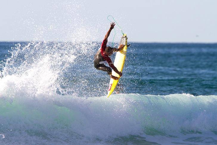 Aerial Surfing