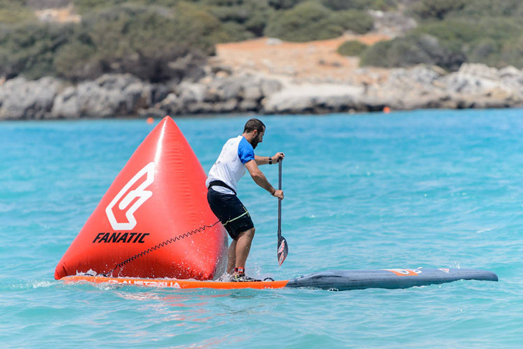 Agios On SUP: a stand-up paddleboarding fest held in Greece | Photo: Chris Tzortzis