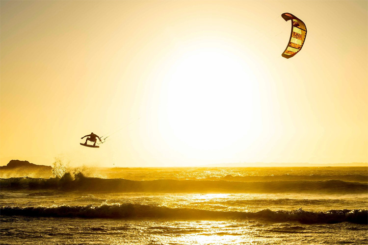 Red Bull King of the Air: when kiteboarding meets big airs