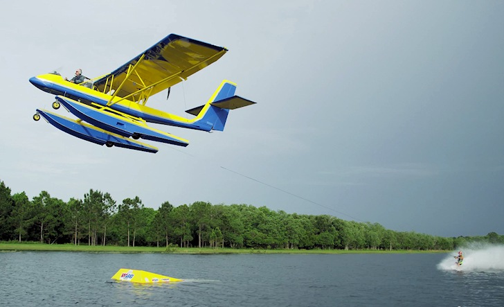 Airplane water skiing: is your body ready for the challenge?