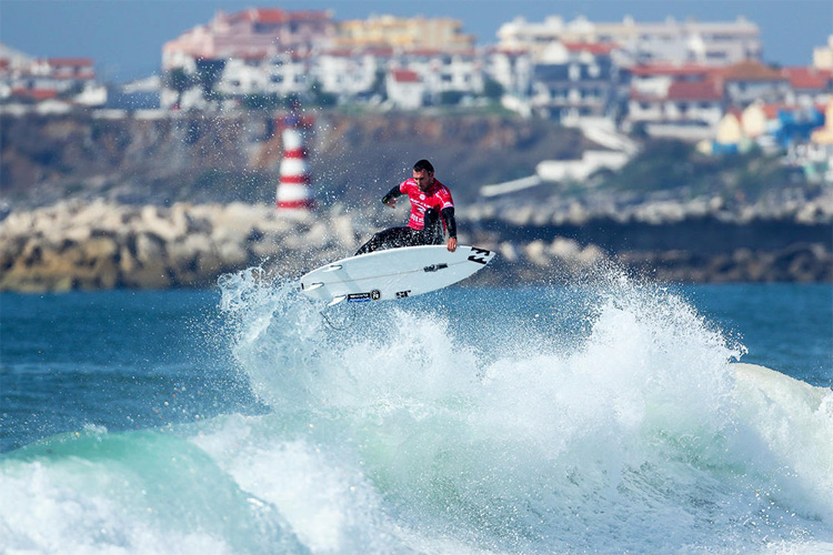Surfing: the world's only pro tour is run by WSL | Photo: WSL