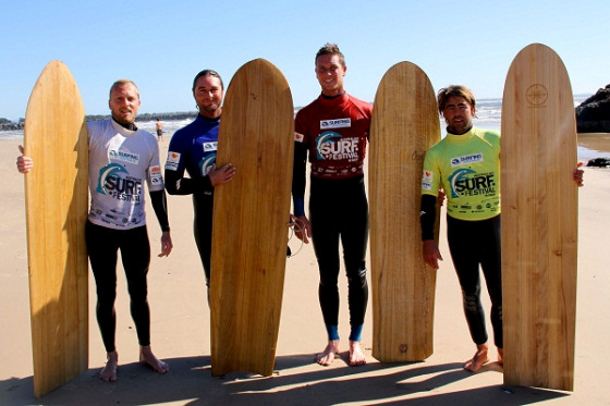 Alaia surfers: old school magicians