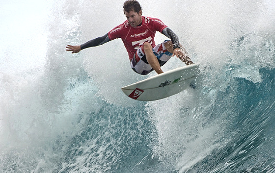 Alain Riou: Trials master at Teahupoo