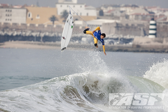 The Rip Curl Pro Portugal 2011: everything is perfect here