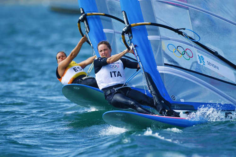 Alessandra Sensini: inducted into the World Sailing Hall of Fame