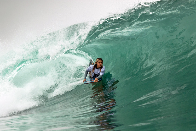 Alexandra Rinder: second world title at only 17 | Photo: Pablo Jimenez/APB
