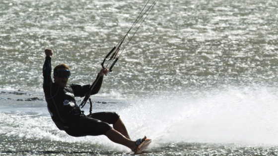 Kiteboarding: will it be celebrating an Olympic victory over surfing?