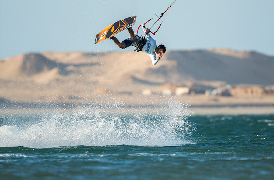 Alex Pastor: big in Dakhla