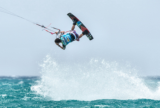Alex Pastor: flying over Fuerteventura