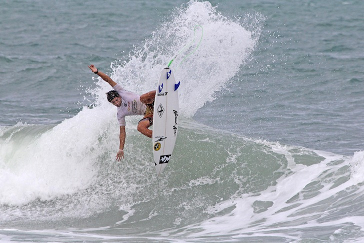 Alex Ribeiro: not needing new sponsors | Photo: ASP