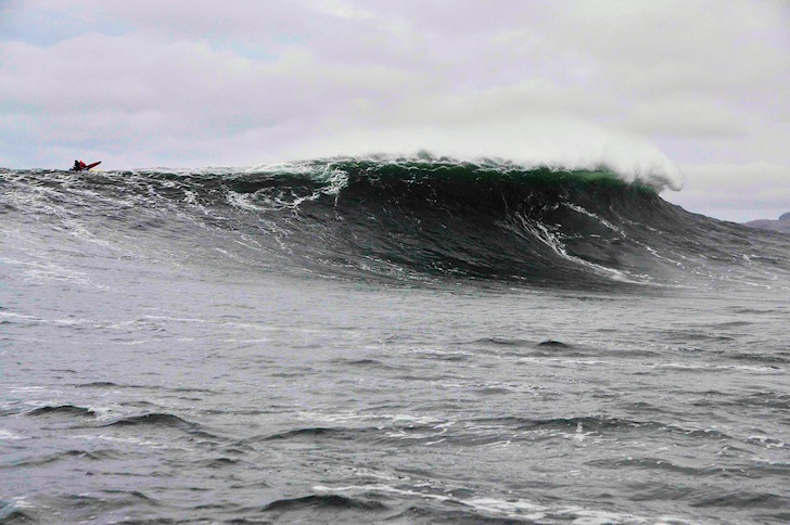 Big wave surfing: the Ireland scene is growing | Photo: Conn Osborne