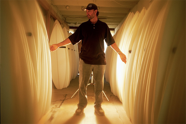 Al Merrick: the founder of Channel Islands Surfboards | Photo: The Boardroom