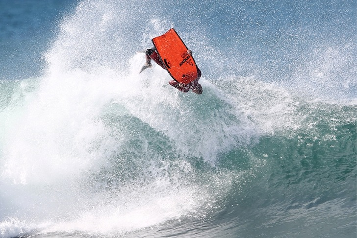 Amaury Lavernhe: second world bodyboarding title in the pocket